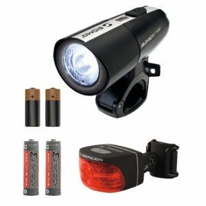 Sigma Roadster/Cubrider LED Batterie Leuchtenset