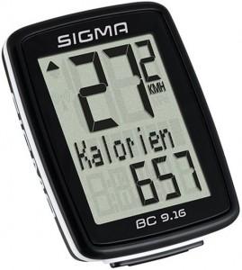 Sigma Sport BC 9.16 Fahrrad Bike Computer