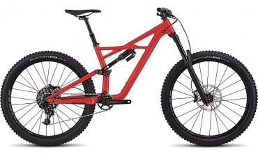 Specialized Enduro Comp FSR Mens 27.5R Enduro Mountain Bike 2018