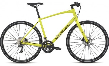 Specialized Sirrus Sport Alloy Disc Mens Fitness Bike 2018