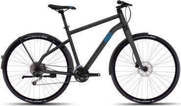 Ghost Square 2 Urban Bike 2016