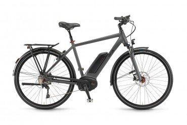 Sinus Tria 10 Elektro Fahrrad/Trekking eBike 2017