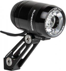 Supernova E3 Pro 2 Fahrrad Scheinwerfer