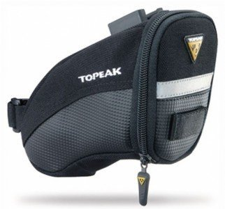 Topeak Aero Wedge Pack Small Fahrrad Satteltasche