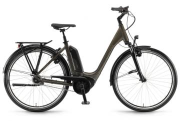 Winora Sinus Tria N8 500Wh Bosch Elektro Fahrrad 2018