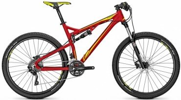 Univega Renegade 8.0 27.5R Fullsuspension Mountain Bike 2016