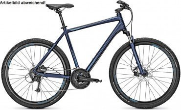 "Univega Terreno 5.0 XXL Cross Bike 2016 28"" Herren Diamant 60cm 