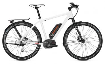 Univega Geo E 1.0 Bosch Elektro Fahrrad 2018