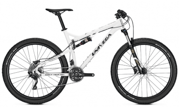 Univega Renegade 8.0 Fullsuspension Mountain Bike 2018