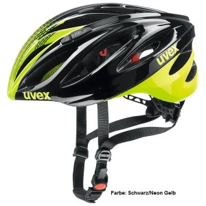 Uvex boss race Mountain Bike Fahrrad Helm