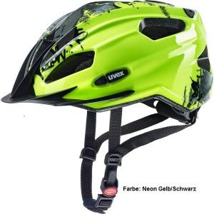 Uvex quatro junior Kinder Fahrrad Helm