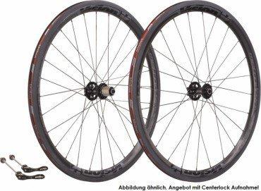 Vision Metron 40 Disc Centerlock/Shimano Rennrad Laufradsatz