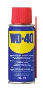 WD-40 Classic 100ml Multifunktionsöl