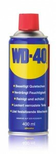 WD-40 Classic 400ml Multifunktionsöl