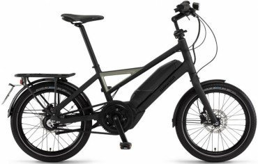 Winora Radius Speed 400Wh Elektro Fahrrad/20R Urban eBike 2017