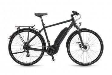 Winora Y280.X 400Wh Elektro Fahrrad/City eBike 2017