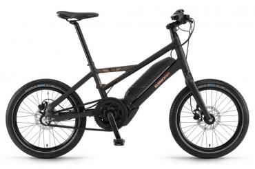 Winora radius plain 400Wh Elektro Fahrrad 2018