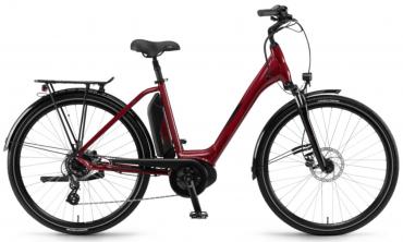 Winora Sima 7-G 400Wh Bosch Elektro Fahrrad 2018