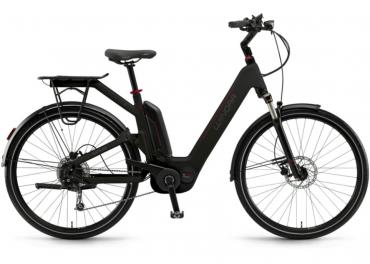 Winora Sinus Dyo 10-G 500Wh Bosch Elektro Fahrrad 2018