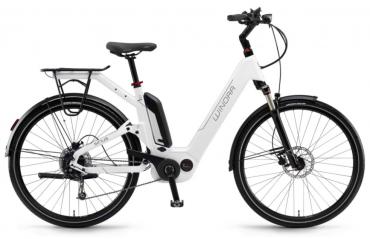 Winora Sinus Dyo 9-G 500Wh Bosch Elektro Fahrrad 2018