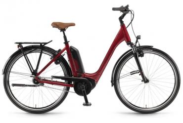 Winora Sinus Tria N7 400Wh Bosch Elektro Fahrrad 2018