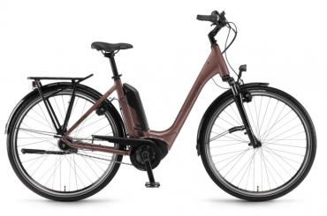 Winora Sinus Tria N7 eco 400Wh Bosch Elektro Fahrrad 2018