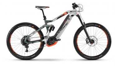Haibike XDURO NDURO 8.0 Elektro Fahrrad 2018
