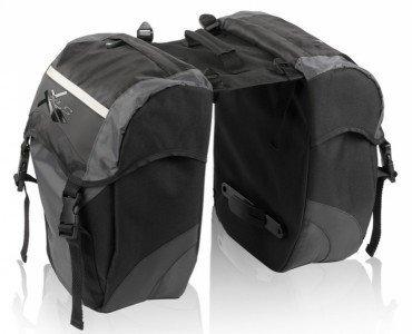 XLC BA-S41 Fahrrad Doppelpacktasche
