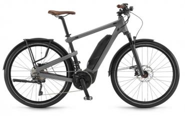 Winora Yakun urban 500Wh Yamaha Elektro Fahrrad 2018