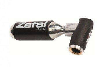 Zefal EZ Push Fahrrad CO² Kartuschenpumpe
