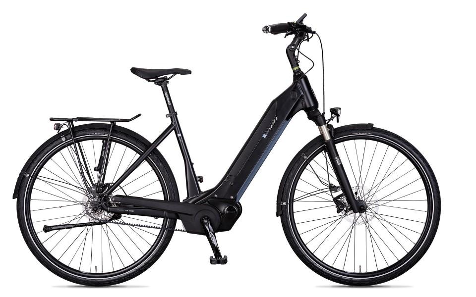 e-bike manufaktur 8CHT FL Continental  Elektro Fahrrad 2018