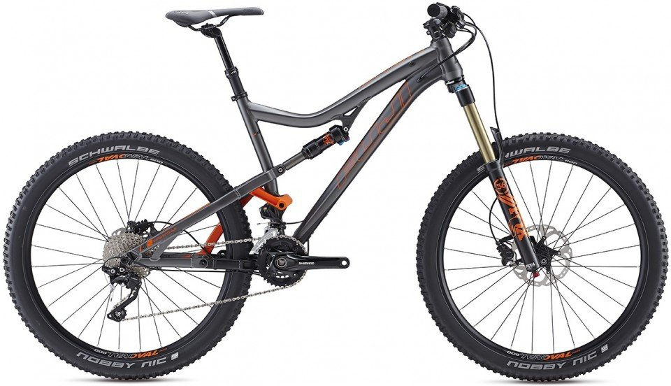 Fuji Auric 1.7 27.5R Enduro/All Mountain Bike 2016