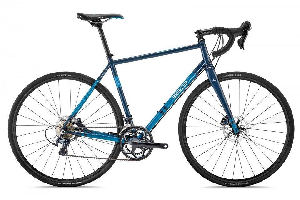 Breezer Inversion Pro Gravel/Cyclocross Bike 2017