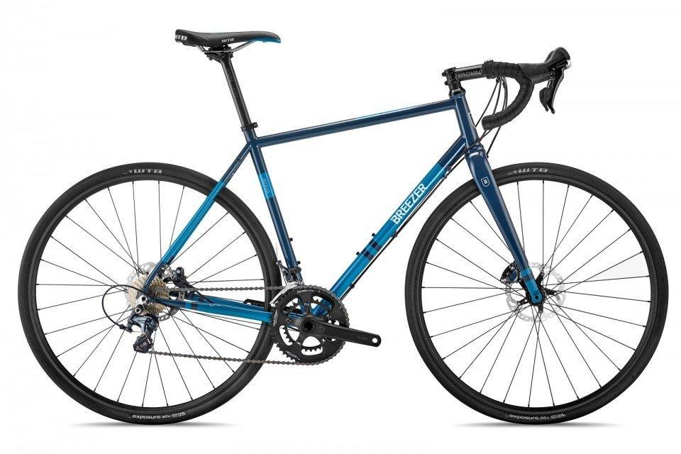 Breezer Inversion Team Gravel/Cyclocross Bike 2017