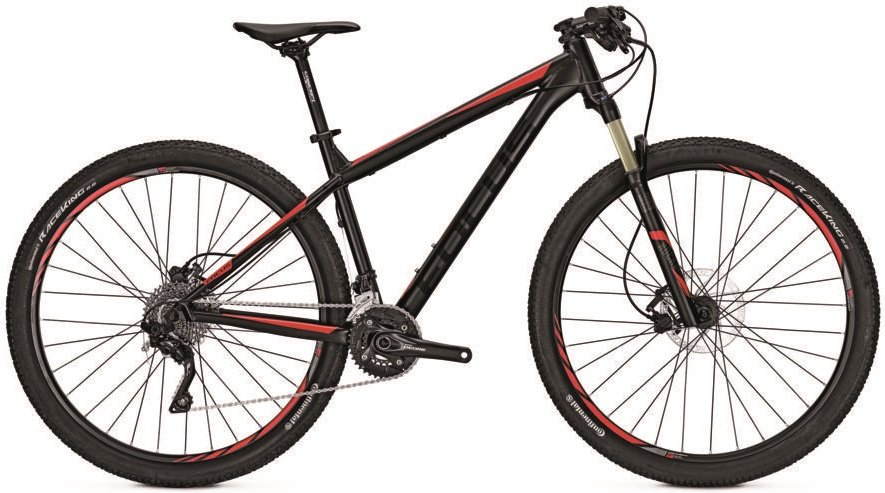 Focus Black Forest LTD 27.5R Mountain Bike 2017
