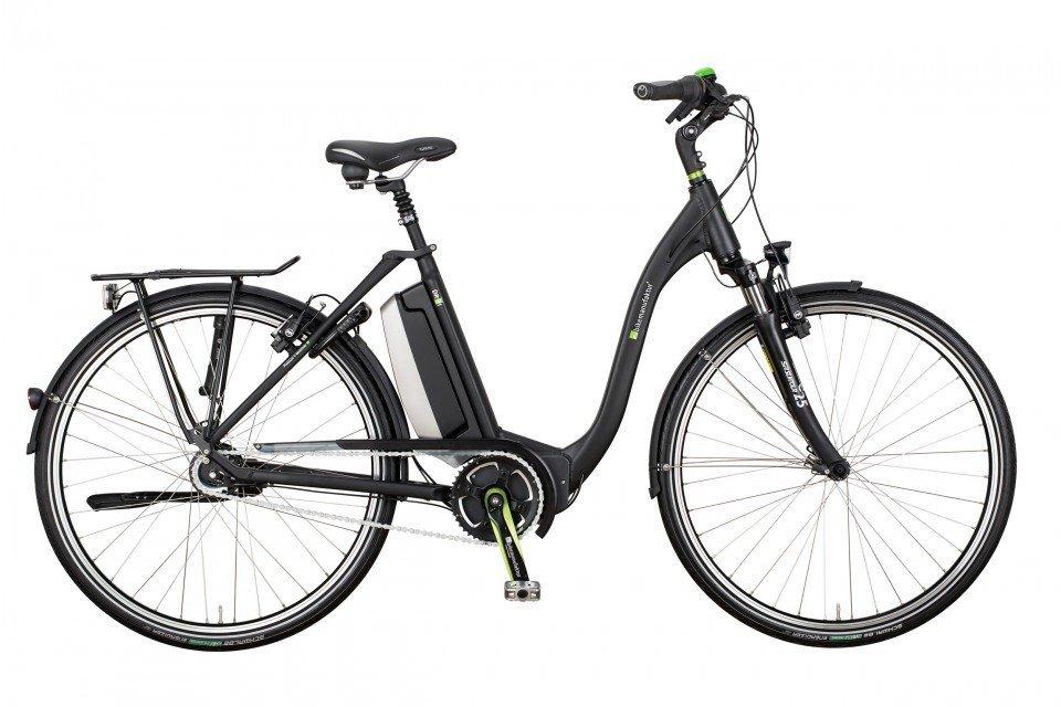 e-bike manufaktur DR3I Elektro Fahrrad/City eBike 2017