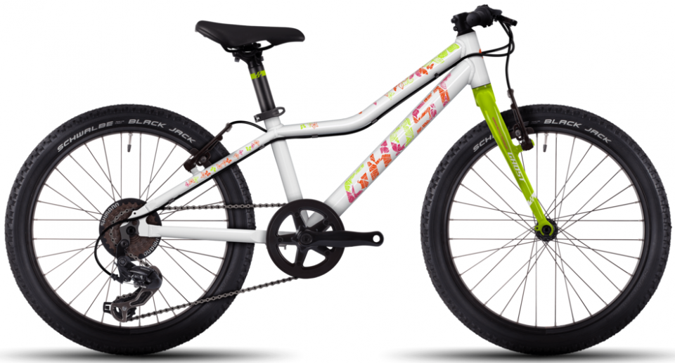 Ghost Lanao 1 AL Kid 20R Kinder Mountain Bike 2017