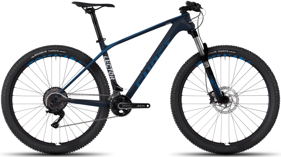 Ghost LECTOR 1 LC 27.5R Mountain Bike 2017