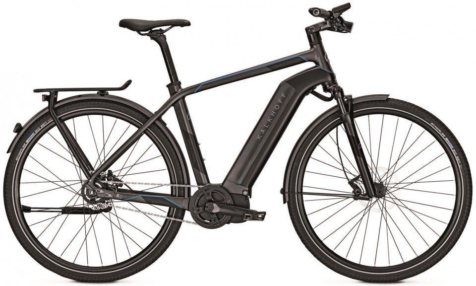 Kalkhoff Integrale i11 Di2 Elektro Fahrrad/Trekking eBike 2017