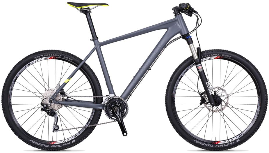 Kreidler Dice SL 1.0 27.5R Mountain Bike 2017