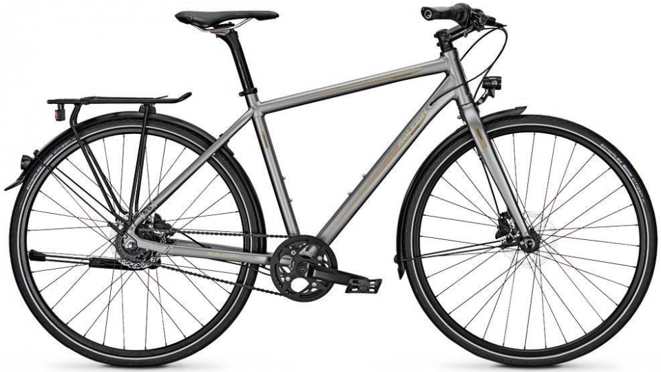 Raleigh Nightflight DLX Urban/Trekking Bike 2017
