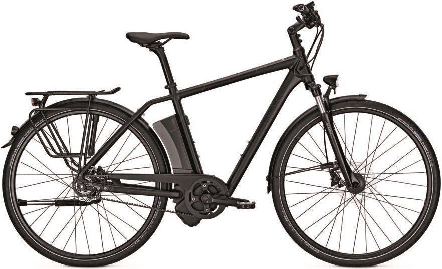 Kalkhoff Pro Connect Premium i8 Elektro Fahrrad/Trekking eBike 2017