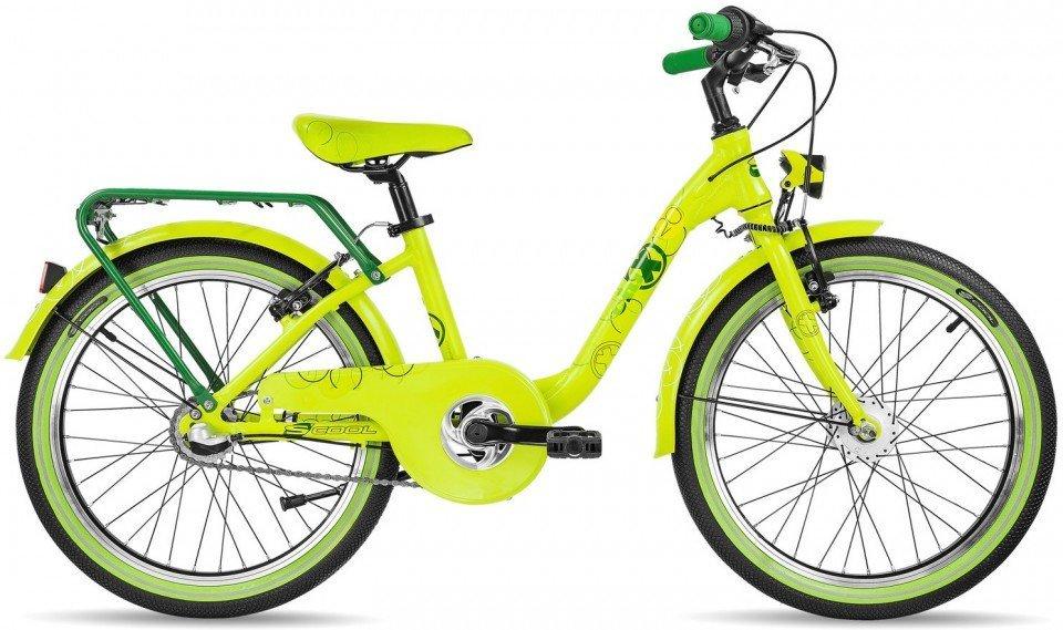 S´COOL chiX pro 3-S 20R Kinder Fahrrad 2017