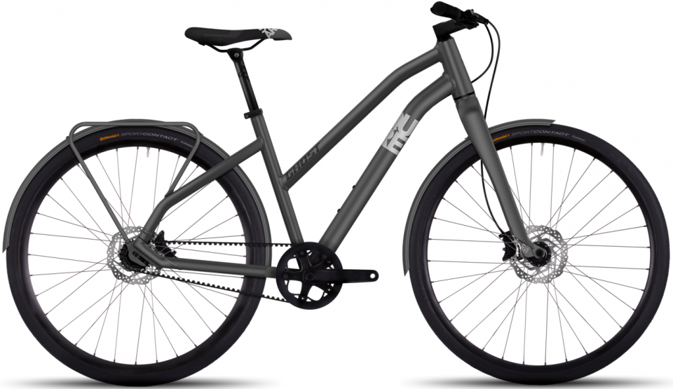 Ghost Square Urban 6 Womens Urban/Trekking Bike 2017