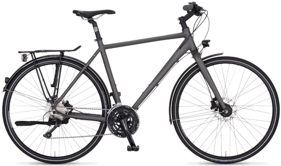 Rabeneick TS5 30-G LX Urban/Trekking Bike 2017