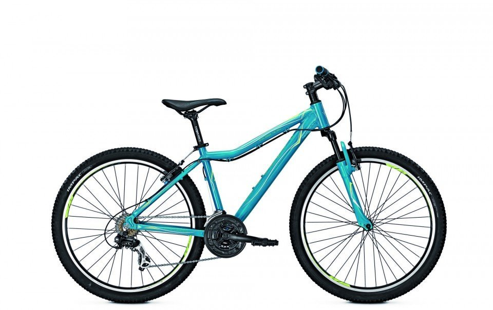 Univega Explorer 1.0 Sky 24R Kinder Mountain Bike 2017