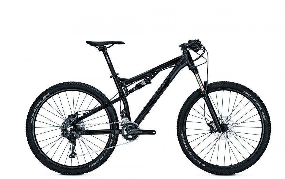 Univega Renegade Expert 27.5R Fullsuspension Mountain Bike 2017