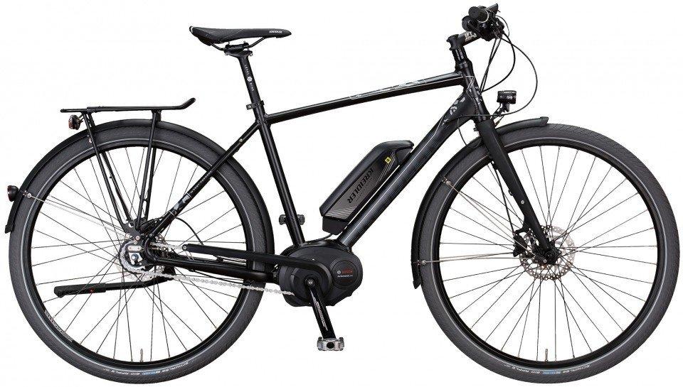 Kreidler Vitality Big Blind Elektro Fahrrad/Urban eBike 2017