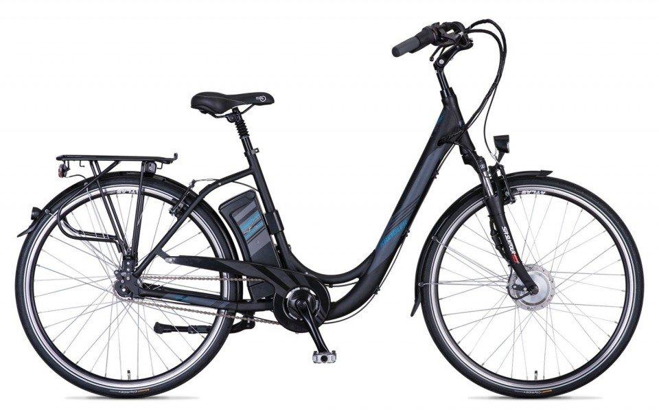Kreidler Vitality 7-G Nexus FL Bafang Elektro Fahrrad 2018