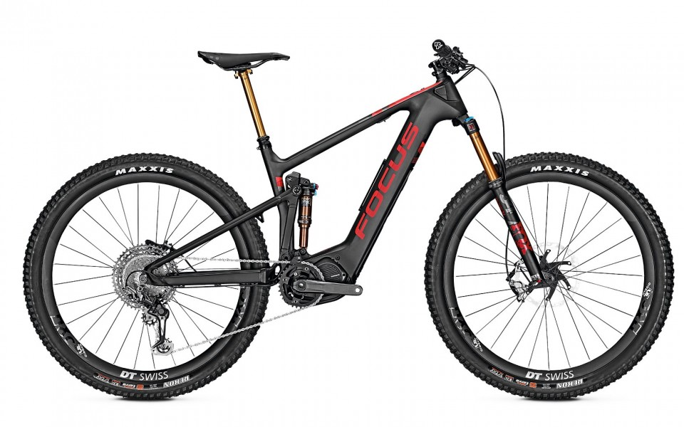 Focus Jam² 9.9 Nine Shimano Steps Fullsuspension Elektro All Mountain Bike 2019